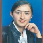 Богатырёва Земфира, выпускница школы №10 хутора Перевальный