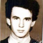 Сотников Николай, выпускник школы №10 хутора Перевальный