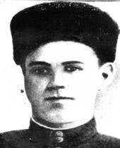 Бочаров  Яков  Васильевич, Герой Советского Союза.