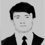 Бисиев Жебир, выпускник школы №10 хутора Перевальный