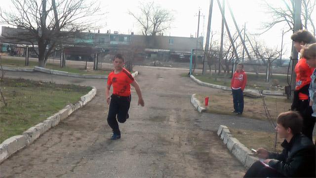 День здоровья на хуторе Перевальный