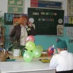 Занятия в школе по ПДД