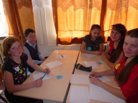 Внеклассные мероприятия в СШ №10 х.Перевальный